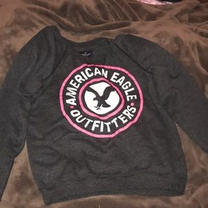 American eagle crew neck